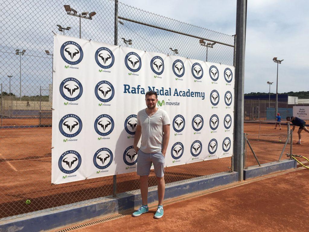 Lekcje tenisa Warszawa. Nauka i treningi tenisa ziemnego.