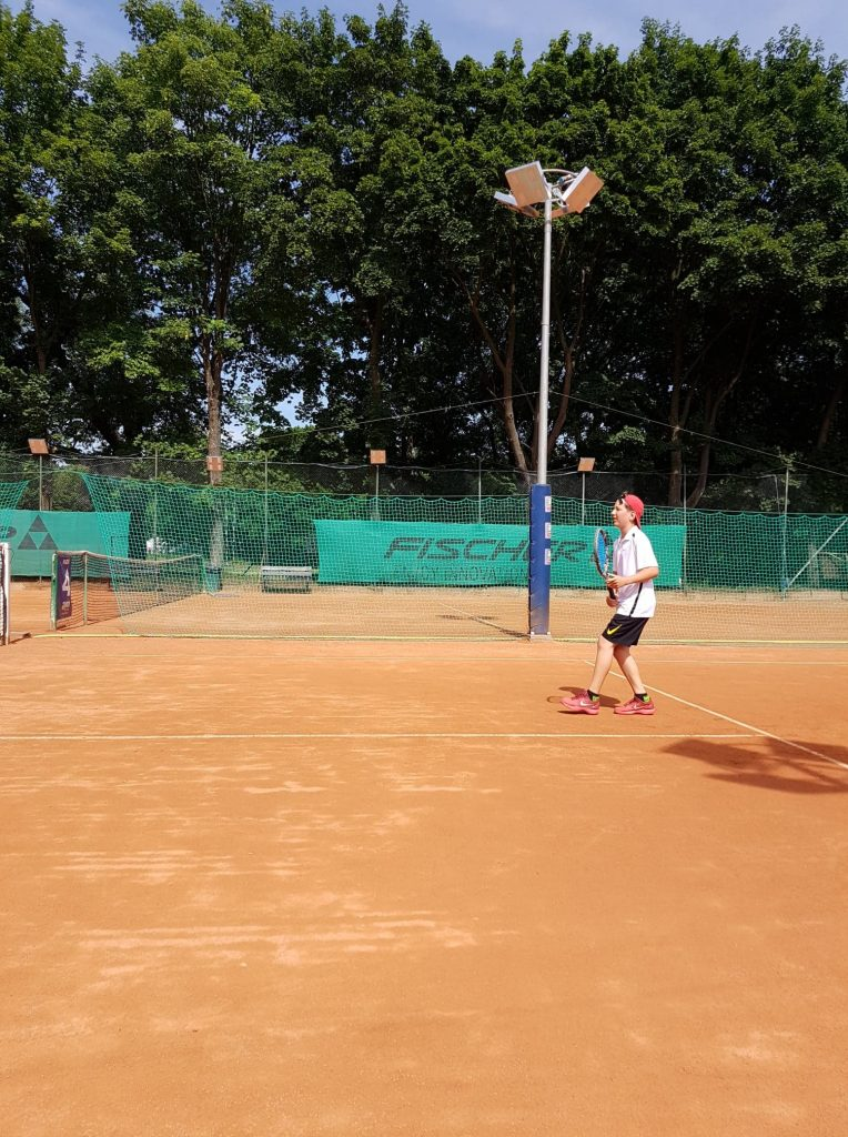Warszawa - nauka tenisa dla dzieci i dorosłych