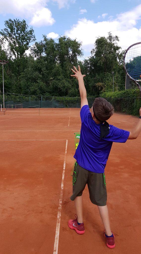 Nauka tenisa dla dzieci i dorosłych - Warszawa Żoliborz, Wola, Ochota, Białołęka