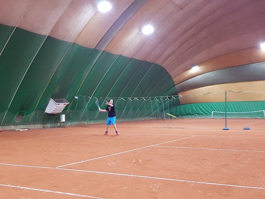 Warszawa - lekcje tenisa dla dzieci